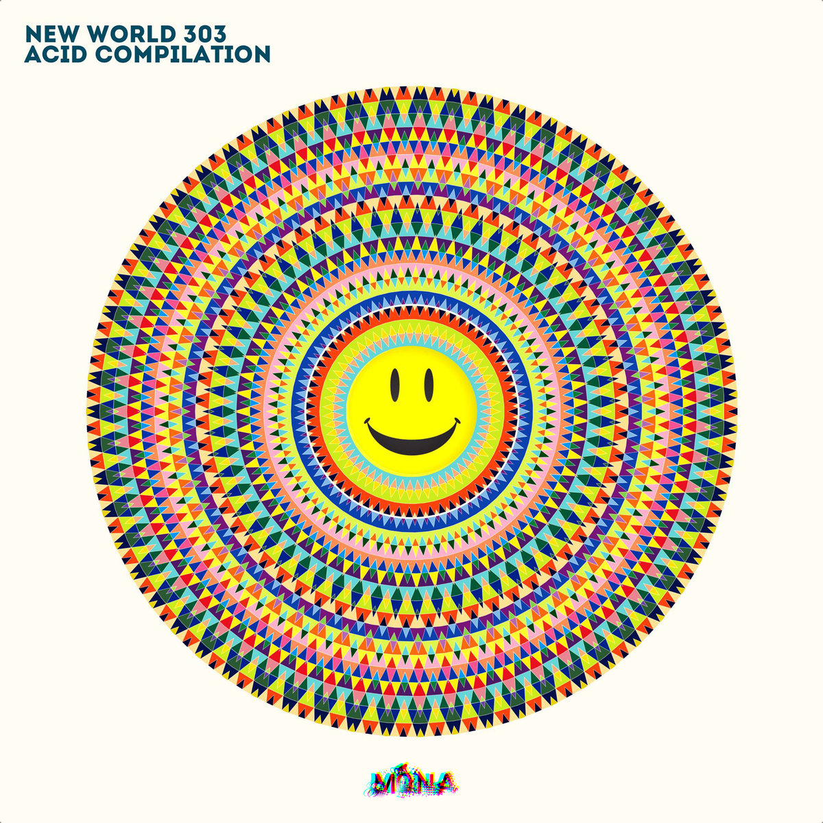 cover new world acid compilation monarecords