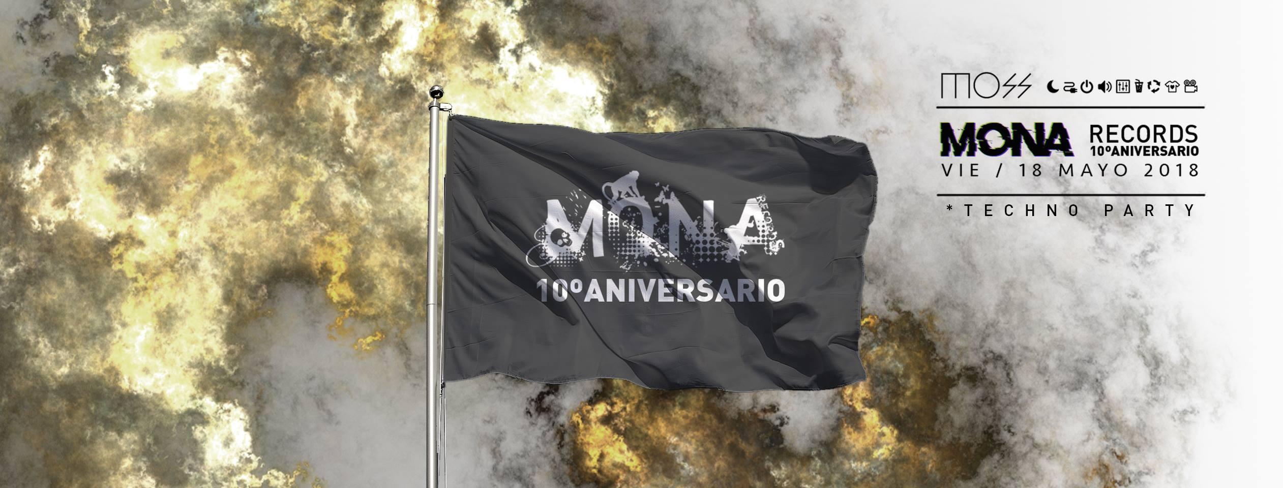 flyers bandera monarecords